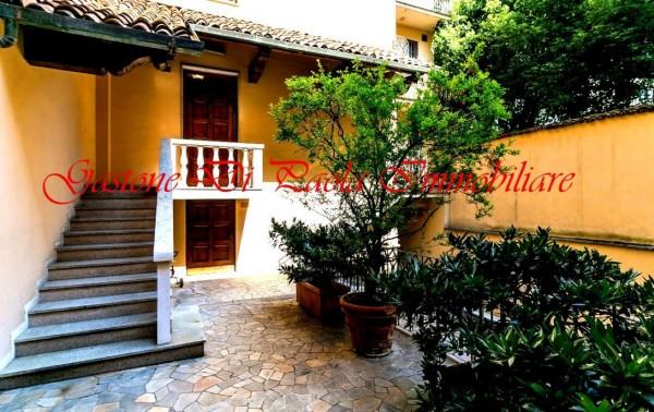 Appartamento in affitto a Milano, Centro Storico, Con giardino, 211 mq - Foto 20