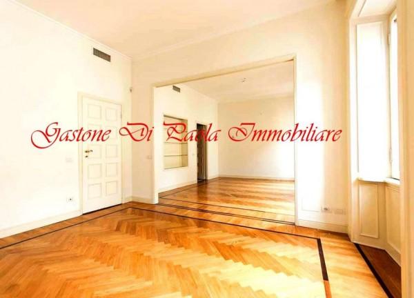 Appartamento in affitto a Milano, Centro Storico, Con giardino, 211 mq - Foto 11