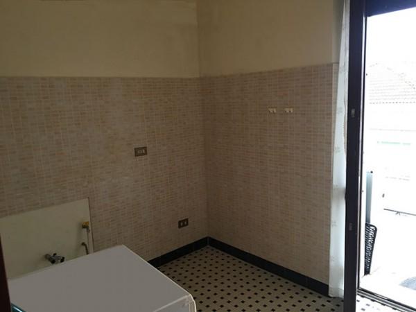 Appartamento in vendita a Alessandria, Centrale, 105 mq