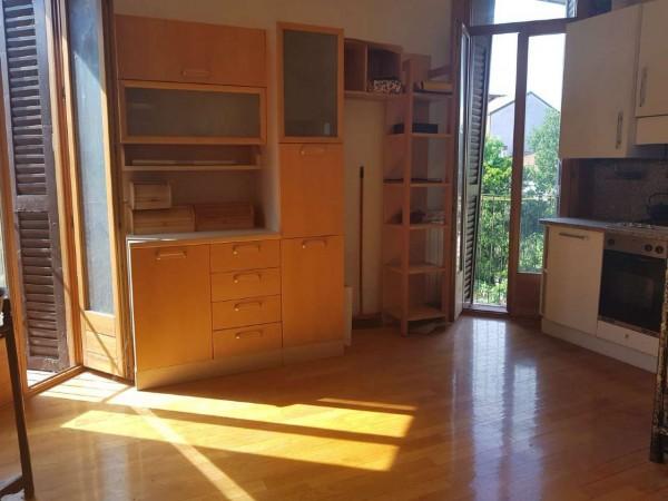 Appartamento in vendita a Milano, Piazzale Brescia, Con giardino, 55 mq - Foto 7