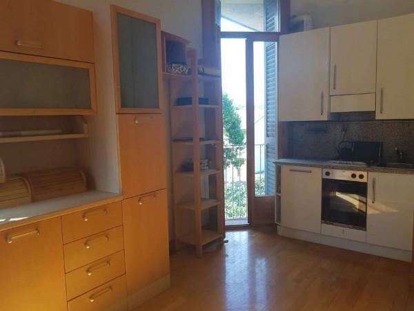 Appartamento in vendita a Milano, Piazzale Brescia, Con giardino, 55 mq - Foto 8