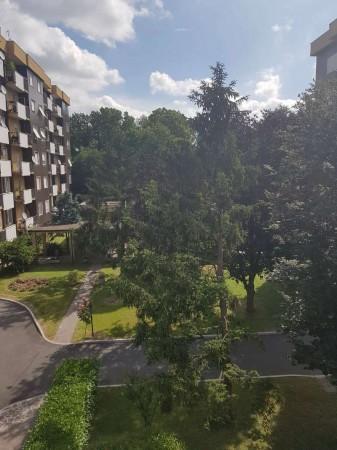 Appartamento in vendita a Milano, Piazzale Brescia, Con giardino, 55 mq - Foto 4