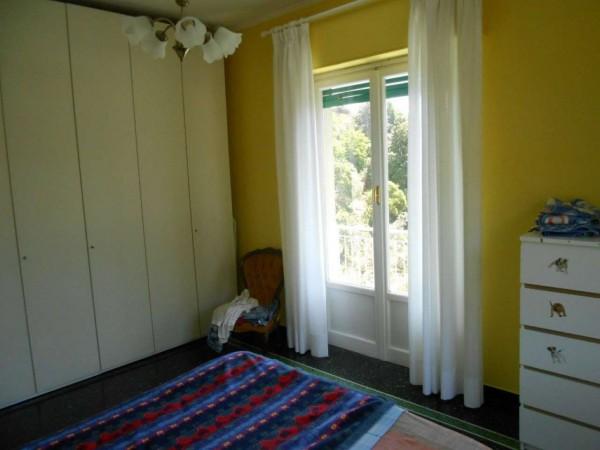 Appartamento in affitto a Genova, Adiacenze Monoblocco, Arredato, con giardino, 120 mq - Foto 34