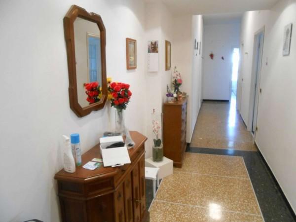 Appartamento in affitto a Genova, Adiacenze Monoblocco, Arredato, con giardino, 120 mq - Foto 24