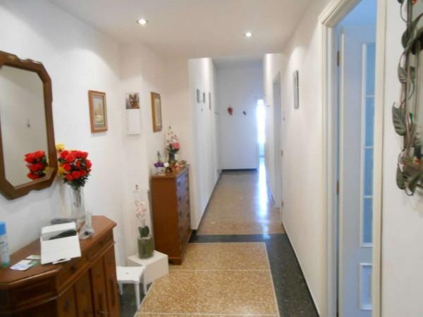 Appartamento in affitto a Genova, Adiacenze Monoblocco, Arredato, con giardino, 120 mq - Foto 60