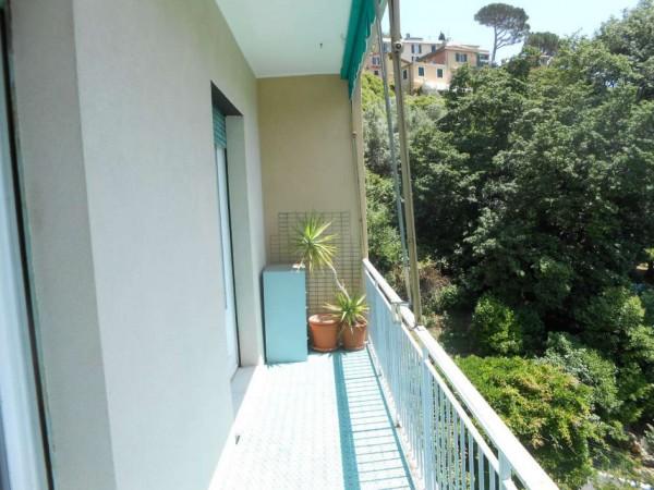 Appartamento in affitto a Genova, Adiacenze Monoblocco, Arredato, con giardino, 120 mq - Foto 54
