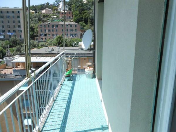 Appartamento in affitto a Genova, Adiacenze Monoblocco, Arredato, con giardino, 120 mq - Foto 15