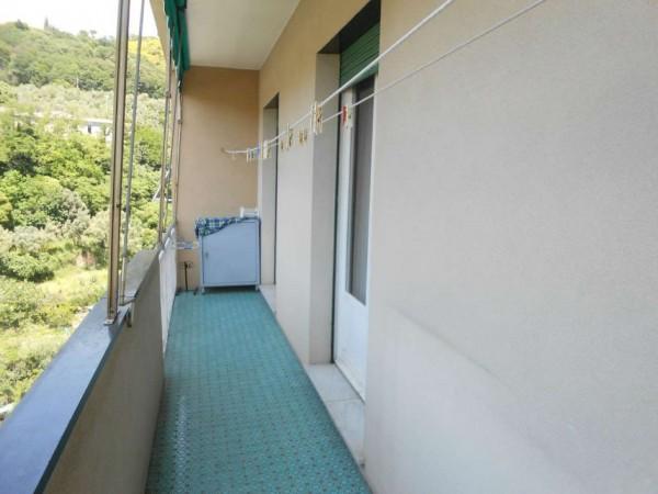 Appartamento in affitto a Genova, Adiacenze Monoblocco, Arredato, con giardino, 120 mq - Foto 55