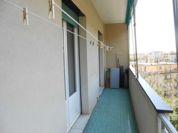 Appartamento in affitto a Genova, Adiacenze Monoblocco, Arredato, con giardino, 120 mq - Foto 17