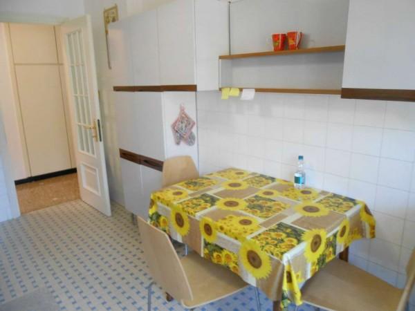 Appartamento in affitto a Genova, Adiacenze Monoblocco, Arredato, con giardino, 120 mq - Foto 39