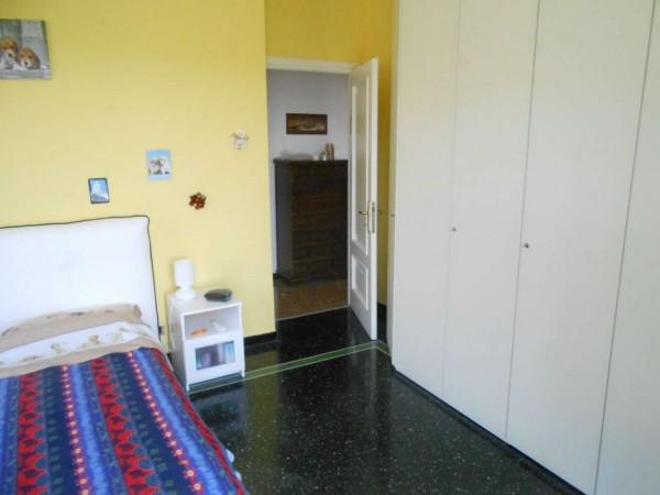 Appartamento in affitto a Genova, Adiacenze Monoblocco, Arredato, con giardino, 120 mq - Foto 33