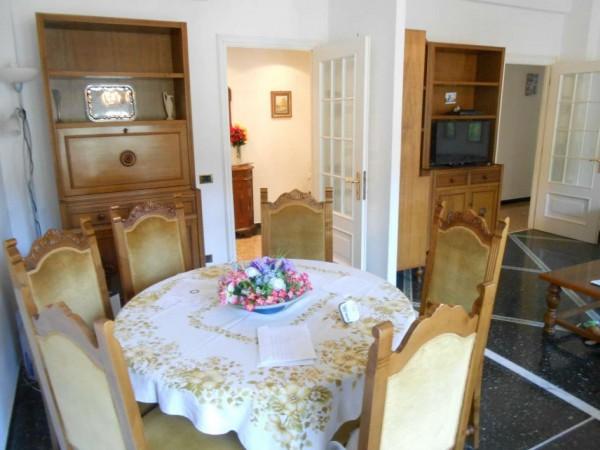 Appartamento in affitto a Genova, Adiacenze Monoblocco, Arredato, con giardino, 120 mq - Foto 46