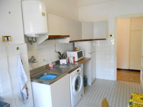 Appartamento in affitto a Genova, Adiacenze Monoblocco, Arredato, con giardino, 120 mq - Foto 40