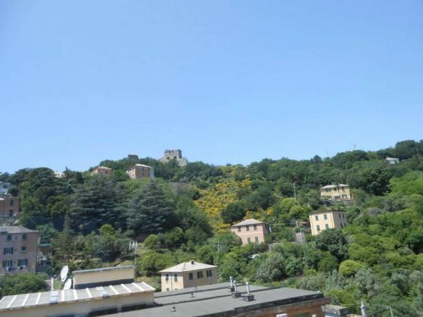 Appartamento in affitto a Genova, Adiacenze Monoblocco, Arredato, con giardino, 120 mq - Foto 6
