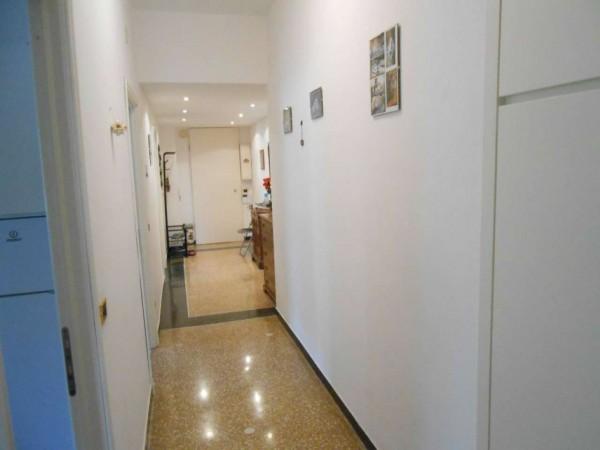 Appartamento in affitto a Genova, Adiacenze Monoblocco, Arredato, con giardino, 120 mq - Foto 25