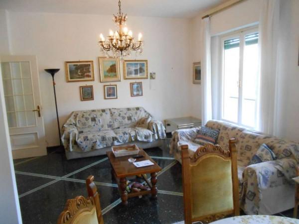 Appartamento in affitto a Genova, Adiacenze Monoblocco, Arredato, con giardino, 120 mq - Foto 47