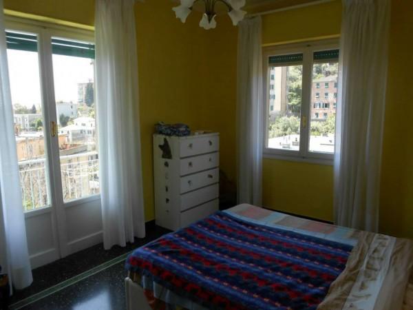 Appartamento in affitto a Genova, Adiacenze Monoblocco, Arredato, con giardino, 120 mq - Foto 37