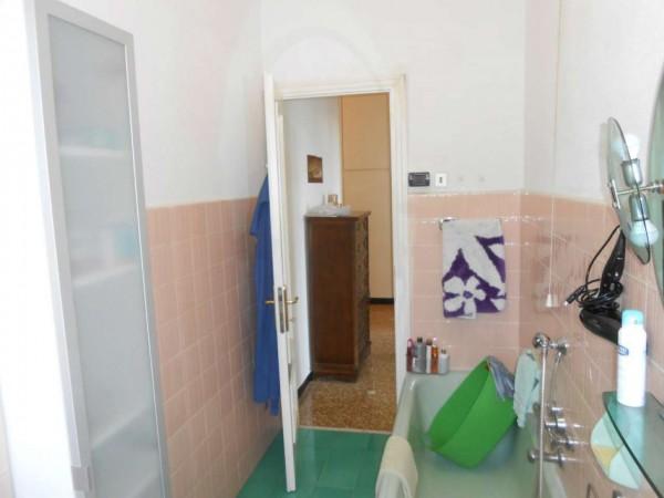 Appartamento in affitto a Genova, Adiacenze Monoblocco, Arredato, con giardino, 120 mq - Foto 18
