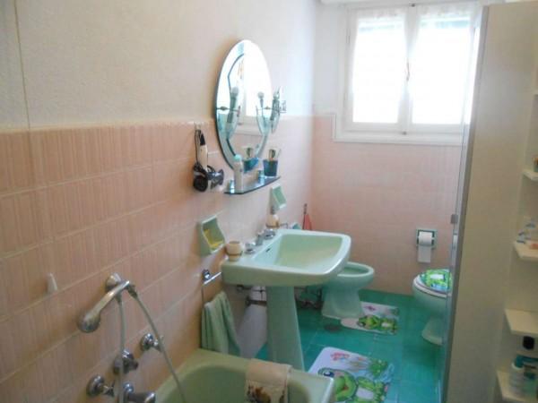 Appartamento in affitto a Genova, Adiacenze Monoblocco, Arredato, con giardino, 120 mq - Foto 21