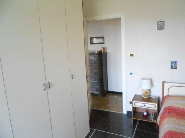 Appartamento in affitto a Genova, Adiacenze Monoblocco, Arredato, con giardino, 120 mq - Foto 29