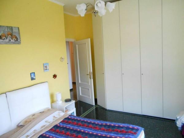 Appartamento in affitto a Genova, Adiacenze Monoblocco, Arredato, con giardino, 120 mq - Foto 63