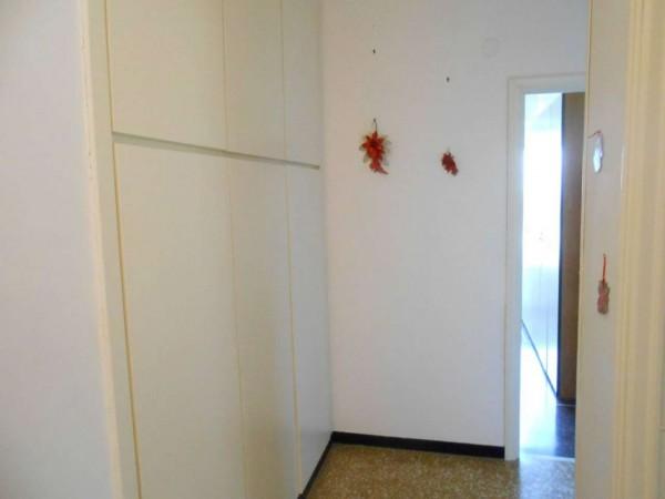 Appartamento in affitto a Genova, Adiacenze Monoblocco, Arredato, con giardino, 120 mq - Foto 58