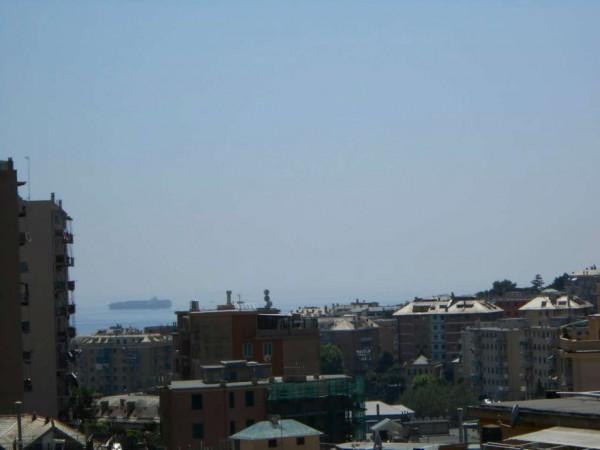 Appartamento in affitto a Genova, Adiacenze Monoblocco, Arredato, con giardino, 120 mq - Foto 3