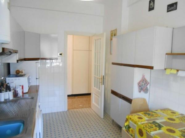Appartamento in affitto a Genova, Adiacenze Monoblocco, Arredato, con giardino, 120 mq - Foto 43
