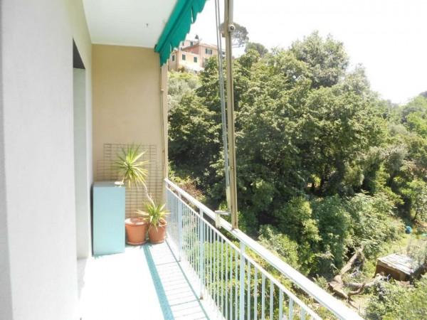 Appartamento in affitto a Genova, Adiacenze Monoblocco, Arredato, con giardino, 120 mq - Foto 14