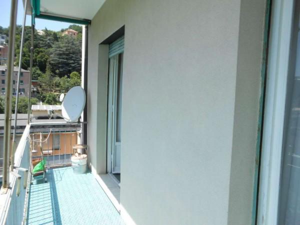 Appartamento in affitto a Genova, Adiacenze Monoblocco, Arredato, con giardino, 120 mq - Foto 16
