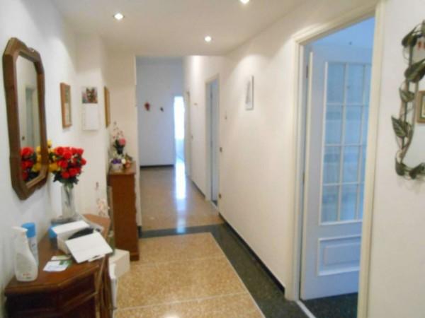 Appartamento in affitto a Genova, Adiacenze Monoblocco, Arredato, con giardino, 120 mq - Foto 26
