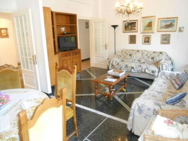 Appartamento in affitto a Genova, Adiacenze Monoblocco, Arredato, con giardino, 120 mq - Foto 44