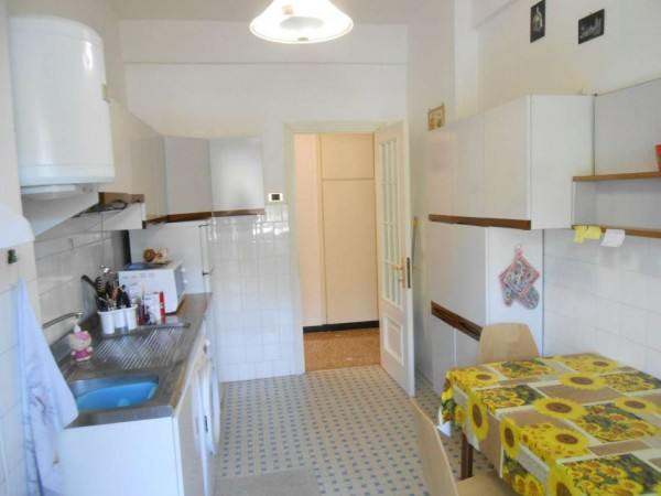 Appartamento in affitto a Genova, Adiacenze Monoblocco, Arredato, con giardino, 120 mq - Foto 41