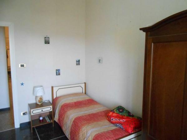 Appartamento in affitto a Genova, Adiacenze Monoblocco, Arredato, con giardino, 120 mq - Foto 27