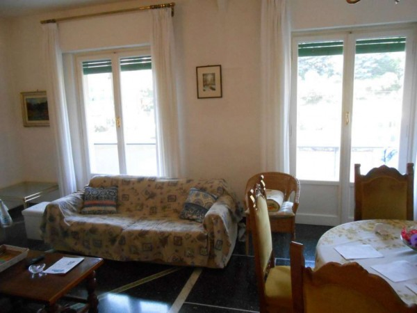 Appartamento in affitto a Genova, Adiacenze Monoblocco, Arredato, con giardino, 120 mq - Foto 45