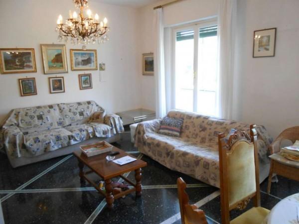 Appartamento in affitto a Genova, Adiacenze Monoblocco, Arredato, con giardino, 120 mq