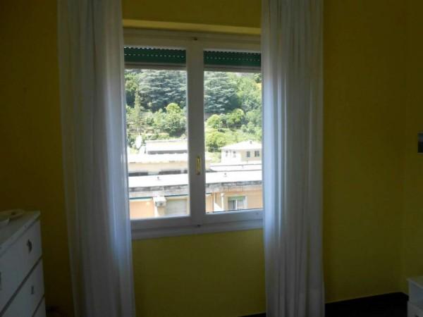 Appartamento in affitto a Genova, Adiacenze Monoblocco, Arredato, con giardino, 120 mq - Foto 35