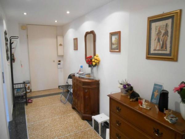Appartamento in affitto a Genova, Adiacenze Monoblocco, Arredato, con giardino, 120 mq - Foto 50