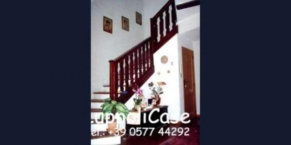 Villa in vendita a Murlo, Con giardino, 630 mq - Foto 8