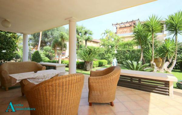 Villa in vendita a Taranto, Residenziale, Con giardino, 238 mq - Foto 33