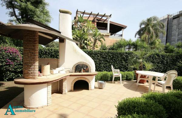 Villa in vendita a Taranto, Residenziale, Con giardino, 238 mq - Foto 30
