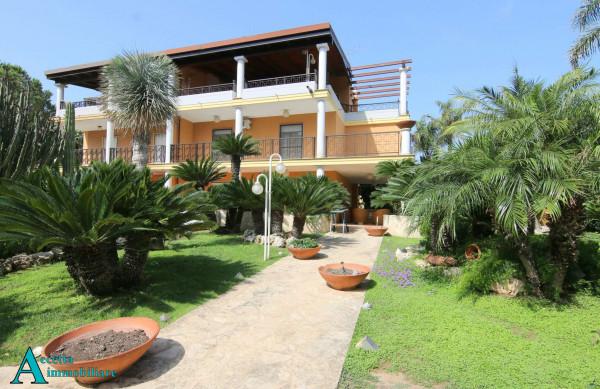 Villa in vendita a Taranto, Residenziale, Con giardino, 238 mq - Foto 3