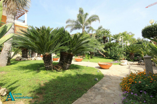 Villa in vendita a Taranto, Residenziale, Con giardino, 238 mq - Foto 28