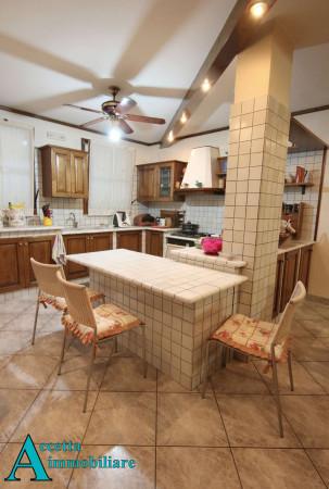 Villa in vendita a Taranto, Residenziale, Con giardino, 238 mq - Foto 4