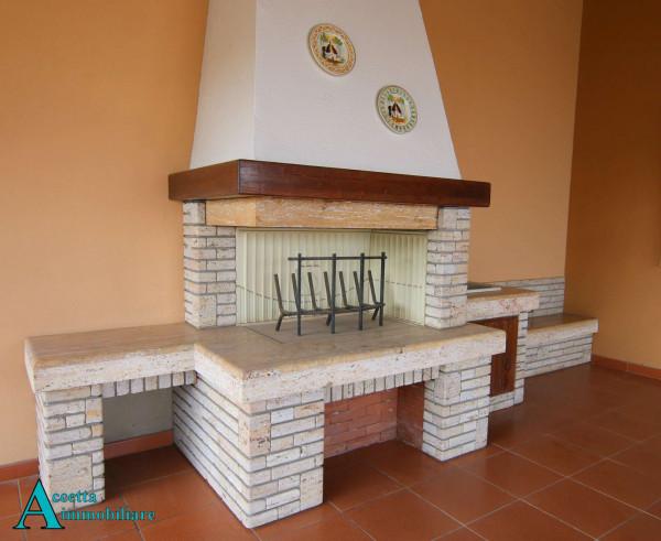 Villa in vendita a Taranto, Residenziale, Con giardino, 238 mq - Foto 9