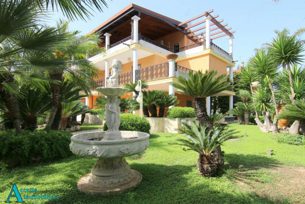 Villa in vendita a Taranto, Residenziale, Con giardino, 238 mq - Foto 29