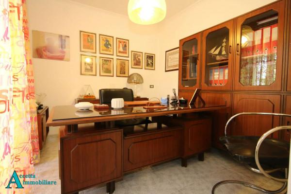 Villa in vendita a Taranto, Residenziale, Con giardino, 238 mq - Foto 16