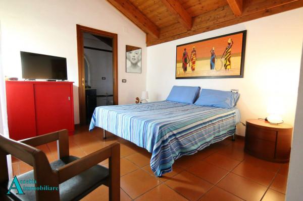 Villa in vendita a Taranto, Residenziale, Con giardino, 238 mq - Foto 12