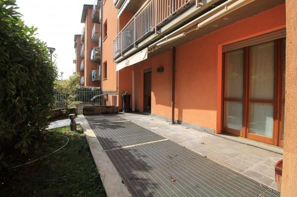 Appartamento in vendita a Cassano d'Adda, Atm, Con giardino, 145 mq