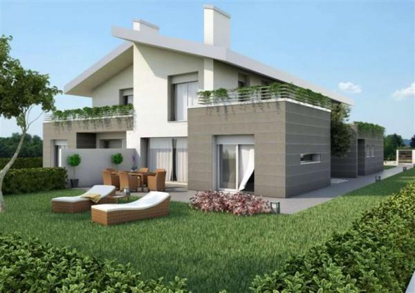 Villa in vendita a Albignasego, Lion, Con giardino, 180 mq